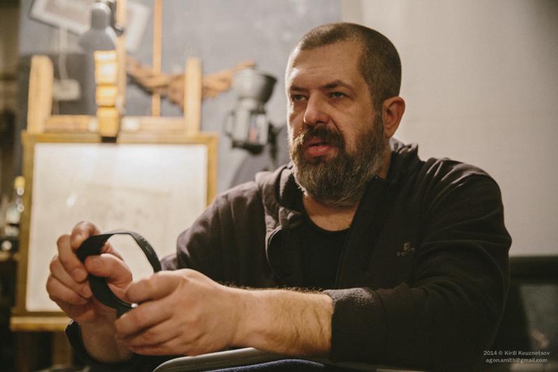 Курс для начинающих «Основы фотографии». Евгений Колков, основатель и преподаватель фотошколы OPEN FOTO