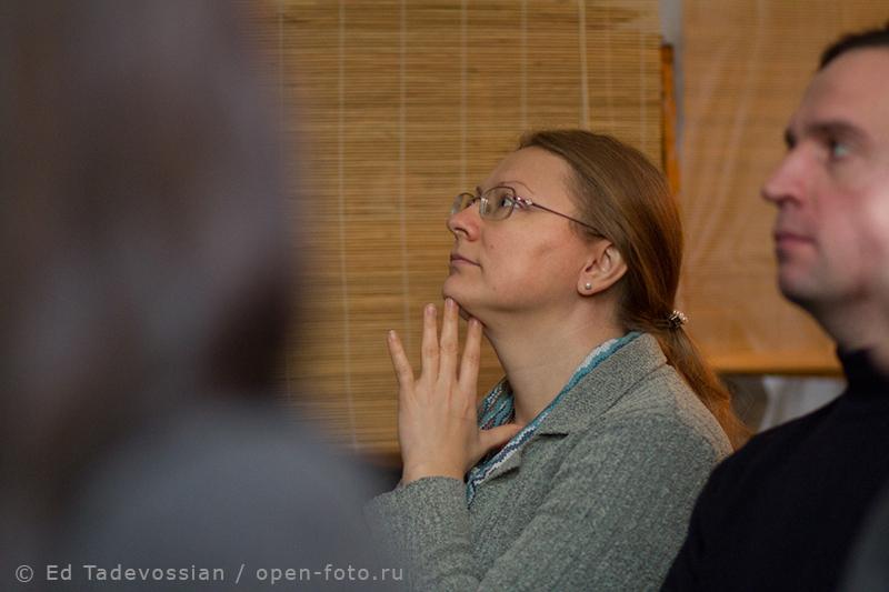 Бесплатный урок фотографии «Как сделать хороший снимок» в фотошколе OPEN FOTO. Автор фото - Эдуард Тадевосян