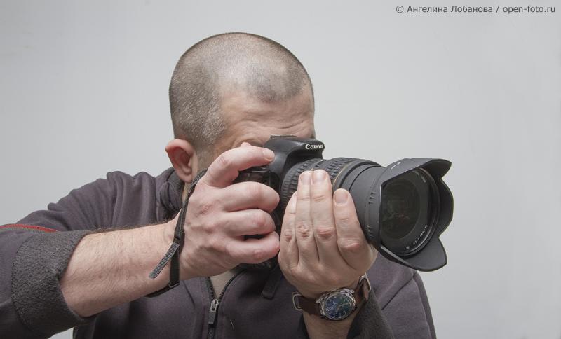 Как правильно нажимать на кнопку фотоаппарата - статья Школы фотографии OPEN FOTO