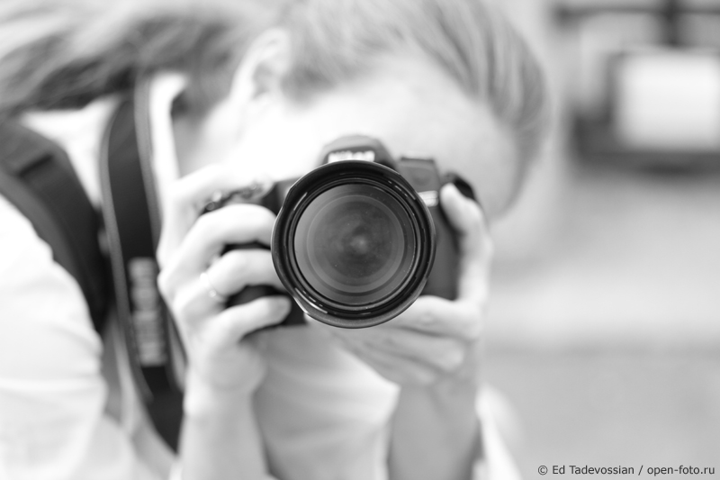Курс для начинающих «Основы фотографии» в фотошколе OPEN FOTO