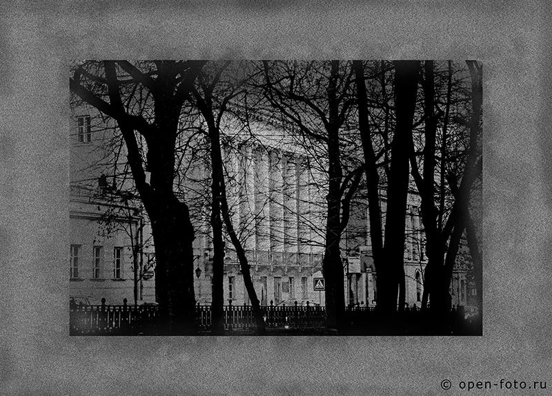 Фотопрогулка и мастер-класс фотошколы OPEN FOTO на тему «Графичность в фотографии». Автор фото - Евгений Колков