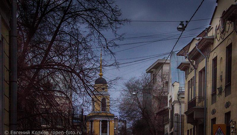 Фотопрогулка Школы фотографии OPEN FOTO «Вдоль по Поварской»