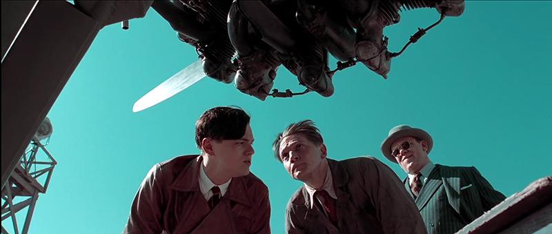 «Авиатор» Мартина Скорсезе. Кадр из фильма