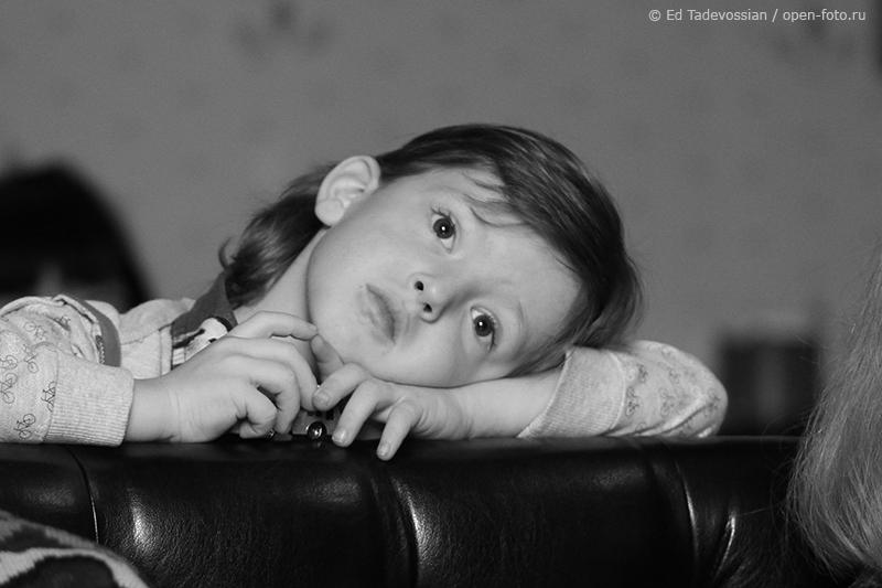 Самый юный участник мастер-класс Школы фотографии OPEN FOTO «Фотосъемка предметов: 7 антикризисных лайфхаков»