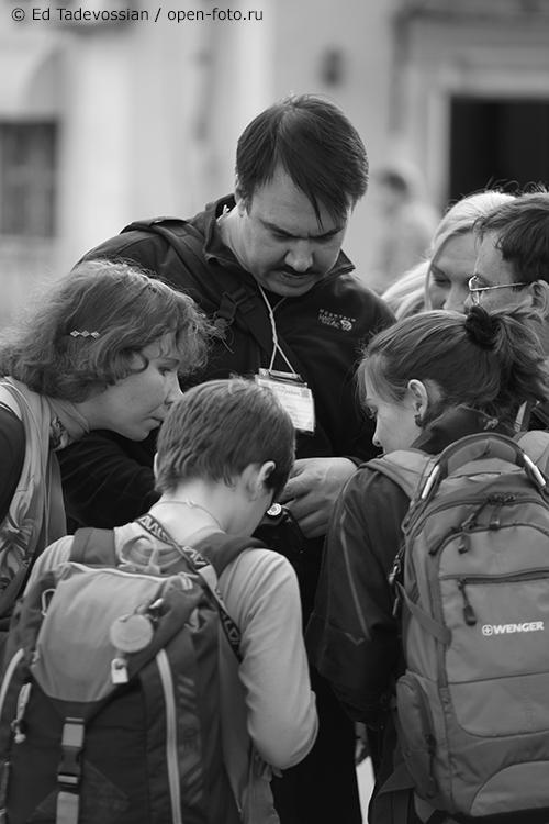 Фотопрогулка Школы фотографии OPEN FOTO: участники