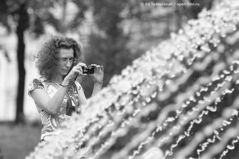 Фотопрогулка Школы фотографии OPEN FOTO: участница