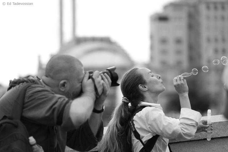 Фотопрогулка Школы фотографии OPEN FOTO «Миражи отражений» - фоторепортаж