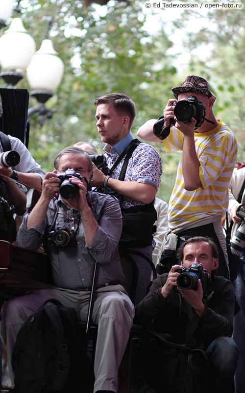 предлагаемых услуг приемы репортажной фотосъемки ходят