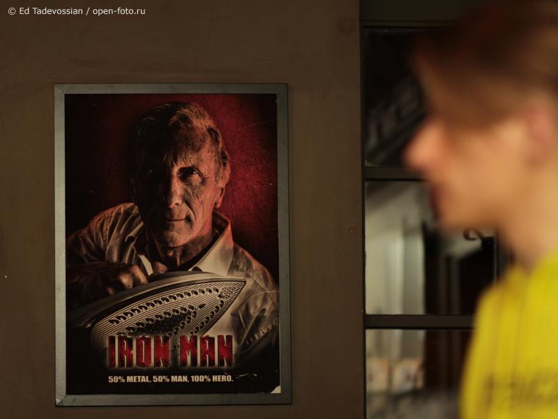 Мастер-класс Школы фотографии OPEN FOTO в баре «Дорогая, я перезвоню» - интерьер бара
