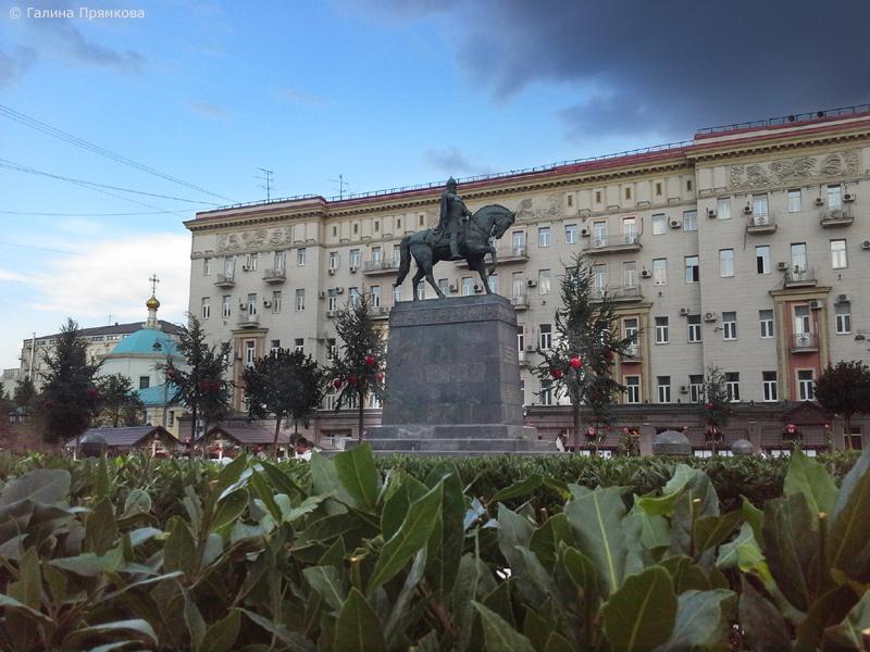 Фотопрогулка по фонтанам. Автор фото - Галина Прямкова. Снято на планшет