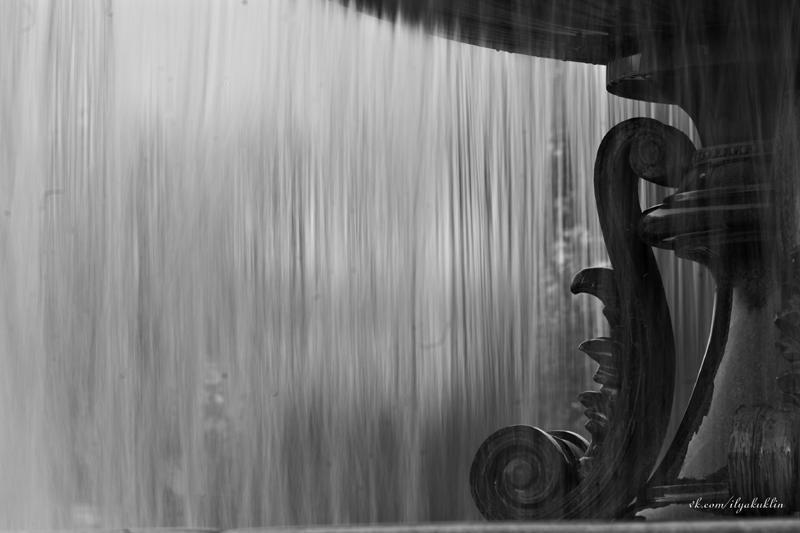 Фотопрогулка по фонтанам. Автор фото - Илья Куклин