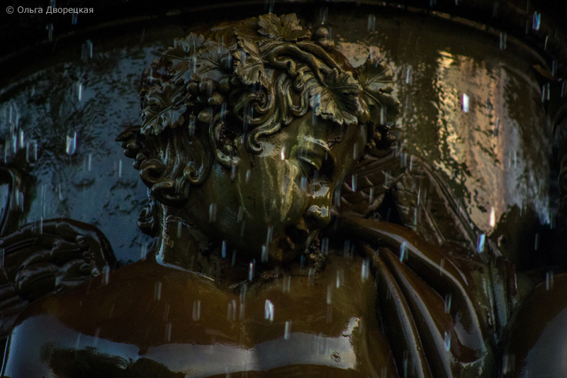 Фотопрогулка по фонтанам. Автор фото - Ольга Дворецкая