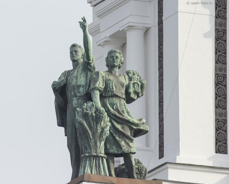ВДНХ. Автор фото - Евгений Колков