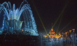 75-летие ВДНХ. Автор фото - Евгений Колков
