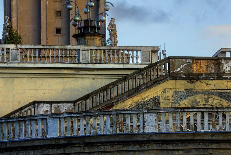 Речной вокзал. 2015 год. Фото: Евгений Колков