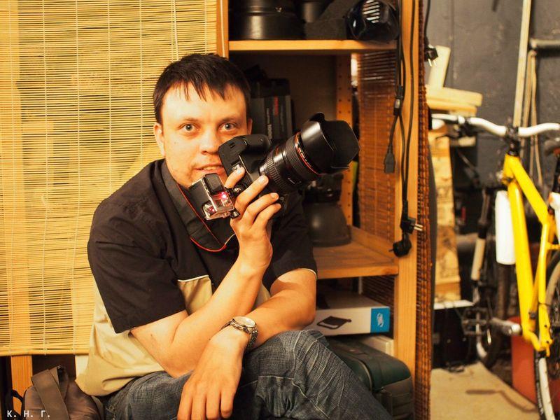 Фототренинг OPEN FOTO. Автор фото - Николай Коротков