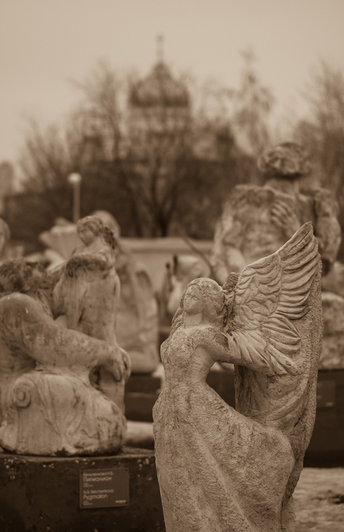 Парк Музеон. Фото Галины Бехметьевой