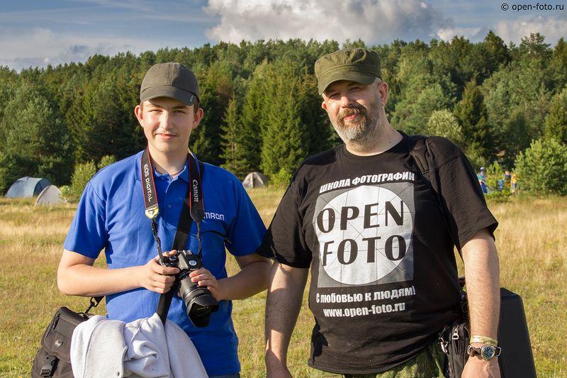 ФотоВыезд 2015. Артём Крошкин и Евгений Колков