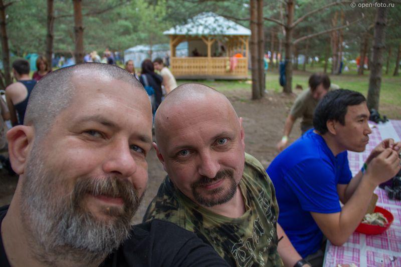 ФотоВыезд 2015. Евгений Колков и Иван Бобков