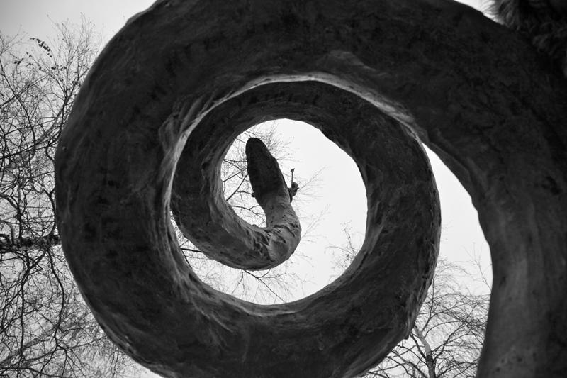 Парк Музеон. Фото Наталии Завитаевой