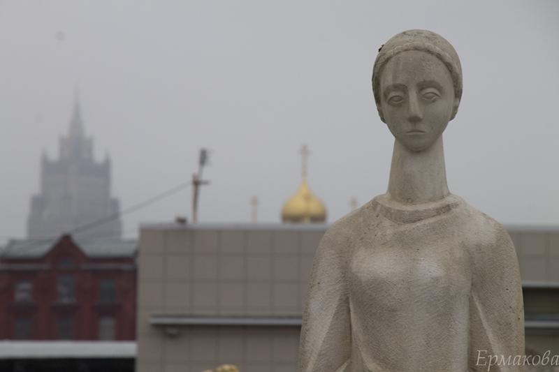 Парк Музеон. Фото Елены Ермаковой