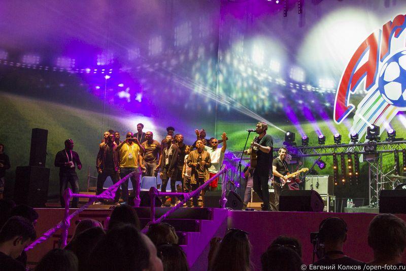 Британская группа East 17 в Москве. Июнь 2015 г. Автор фото - Евгений Колков