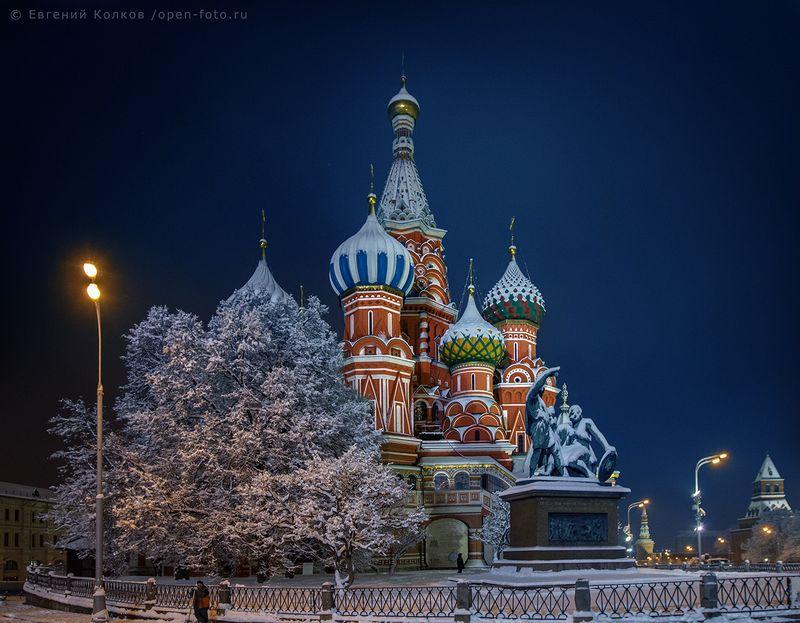 Автор фото - Евгений Колков