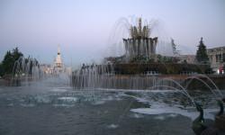 ВДНХ. Фото Елены Удальцовой