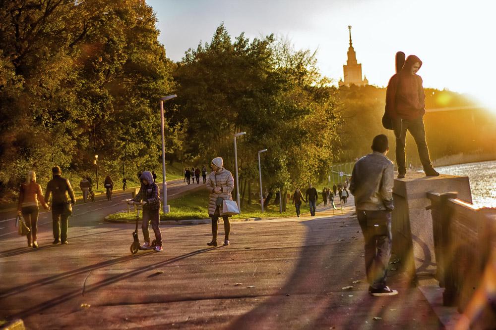 Фото Владимира Андреева. Всемирная фотопрогулка 2015 в Москве