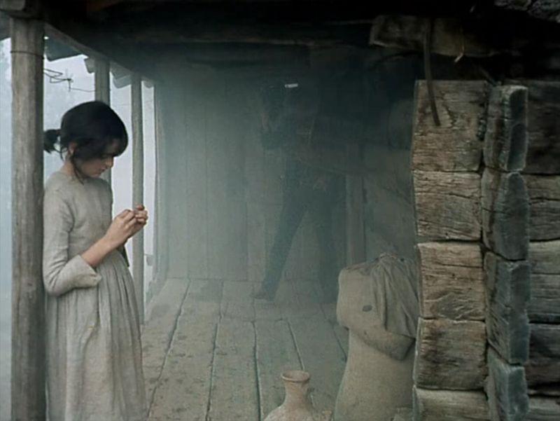 Кадр из фильма Г.Данелия «Не горюй»
