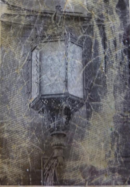 Арбат в стиле гранж. Фото Насти Амплеевой