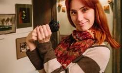 Ангелина Лобанова. Фото Кирилла Кузнецова