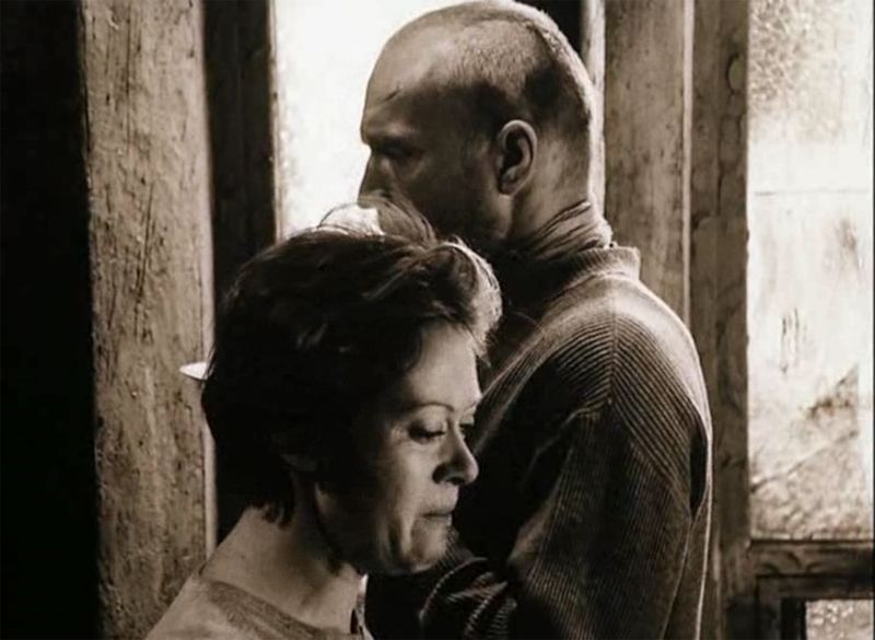 Кадр из фильма «Сталкер»