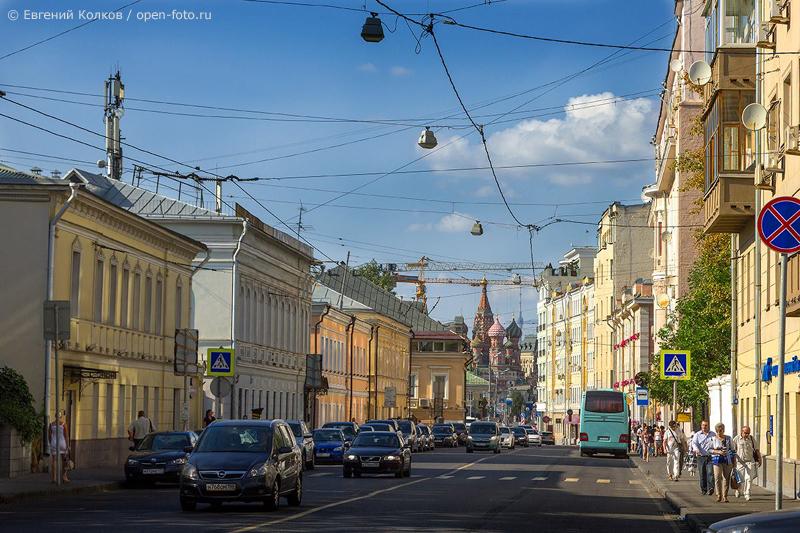Замоскворечье. Фотограф - Евгений Колков