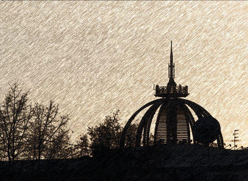 Фотопрогулка OPEN FOTO «Графика московских бульваров». Фото Анастасии Смирновой