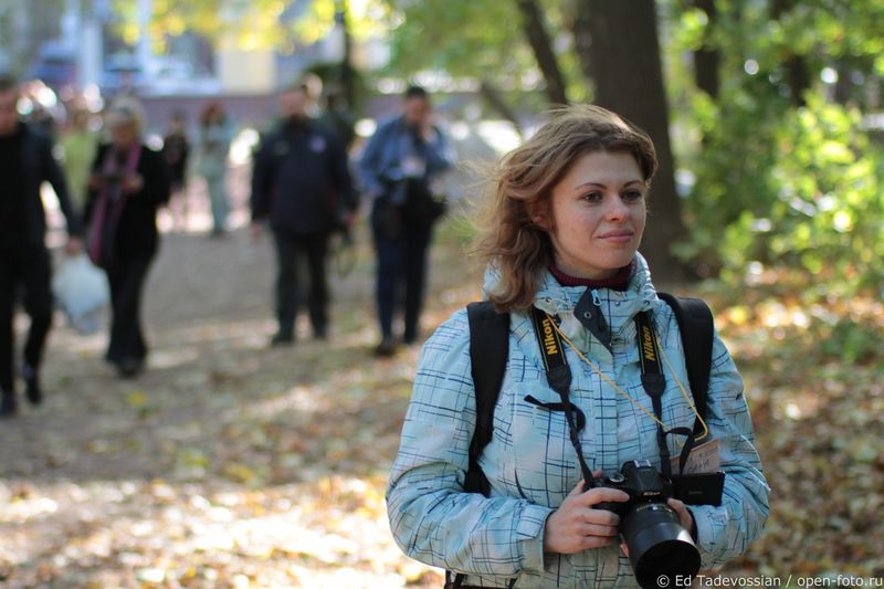 Оксана Малаховская. Фото Эдуарда Тадевосяна