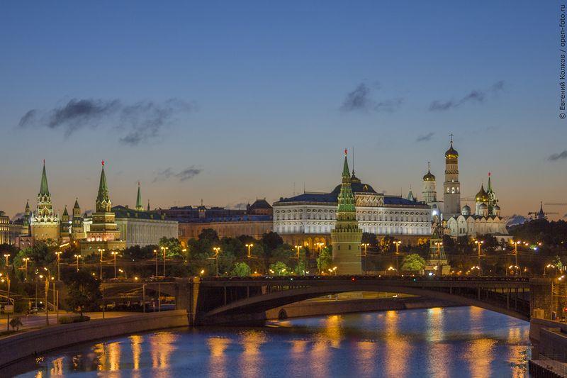 Городской пейзаж. Фотограф - Евгений Колков