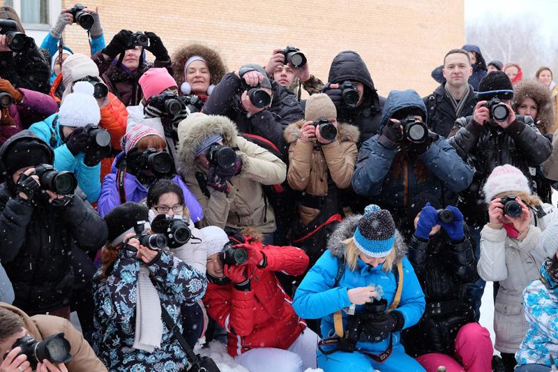 Зимний фестиваль ФотоВыезд 2016