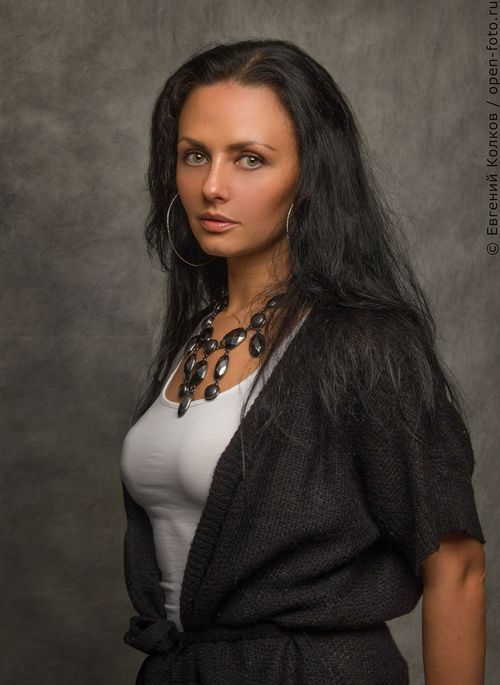 Портретная съемка. Фотограф - Евгений Колков