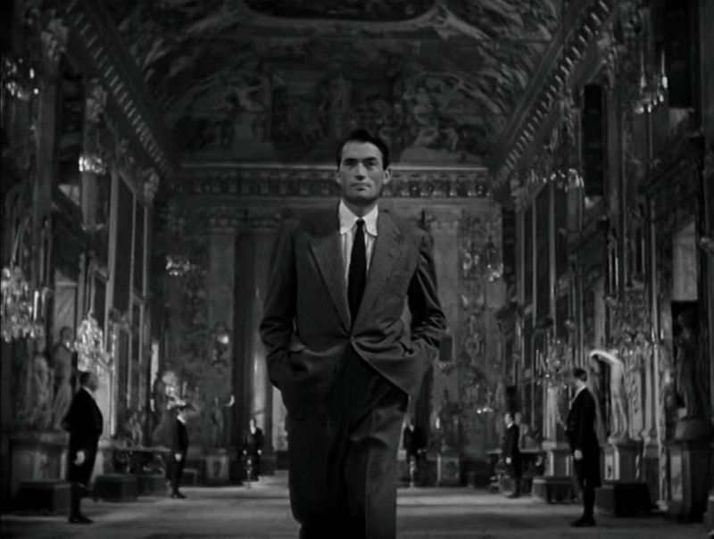 Фильм «Римские каникулы» (1953 г.)