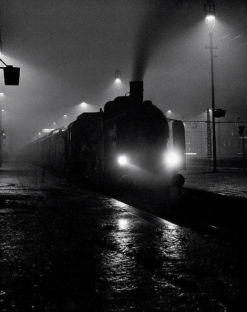 Черно-белая фотография. 1950-е гг., фотограф Toni Schneiders