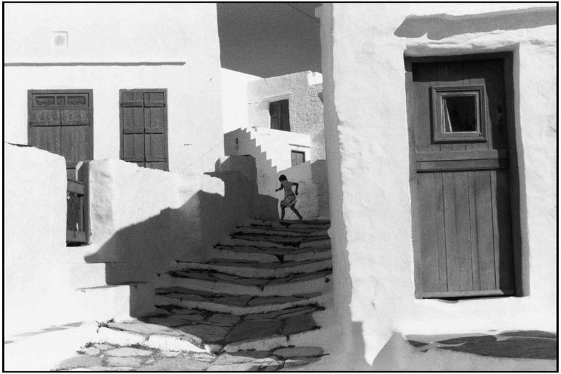 Черно-белая фотография. 1961 год, фотограф Henri Cartier-Bresson
