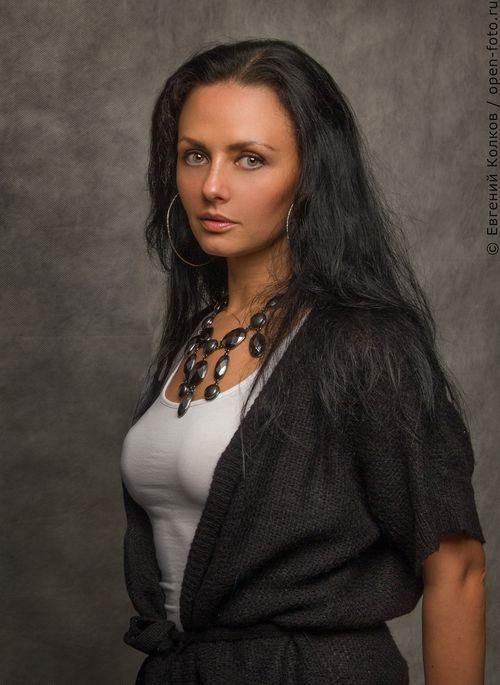 Ольга. Фотограф Евгений Колков