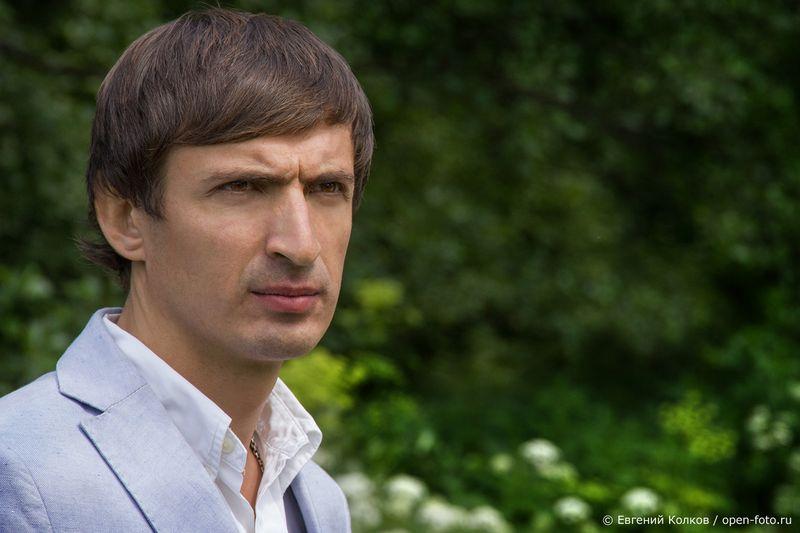 Актер Алексей Гаврилов. Фотограф - Евгений Колков