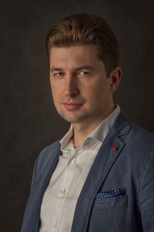 Андрей. Фотограф Евгений Колков