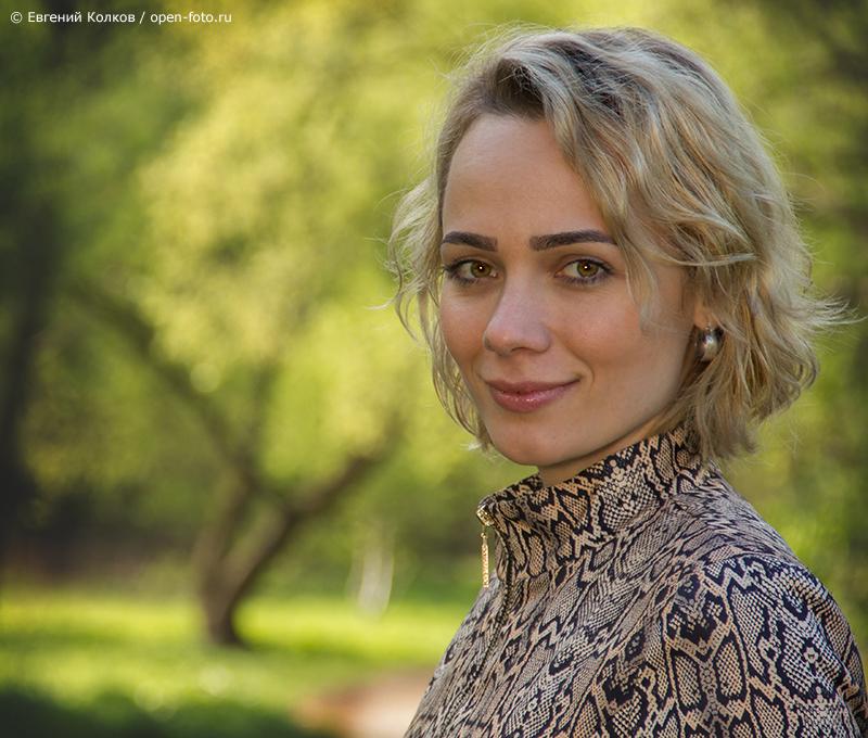 Юлия. Фотограф - Евгений Колков