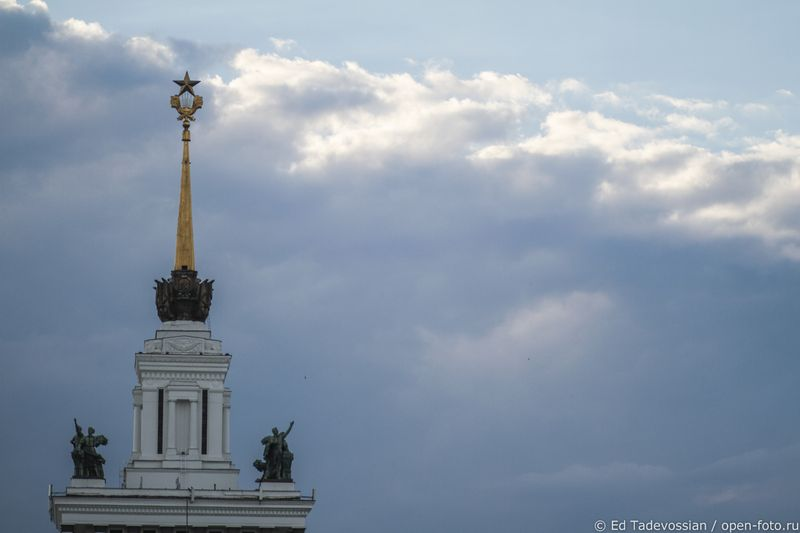 ВДНХ. Фотограф - Эдуард Тадевосян