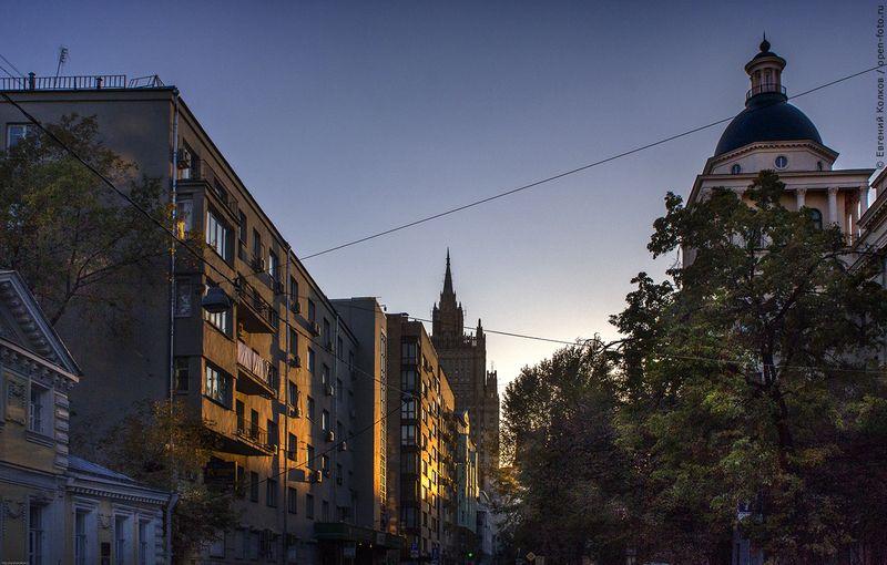 Архитектурная съемка. Фото Евгения Колкова