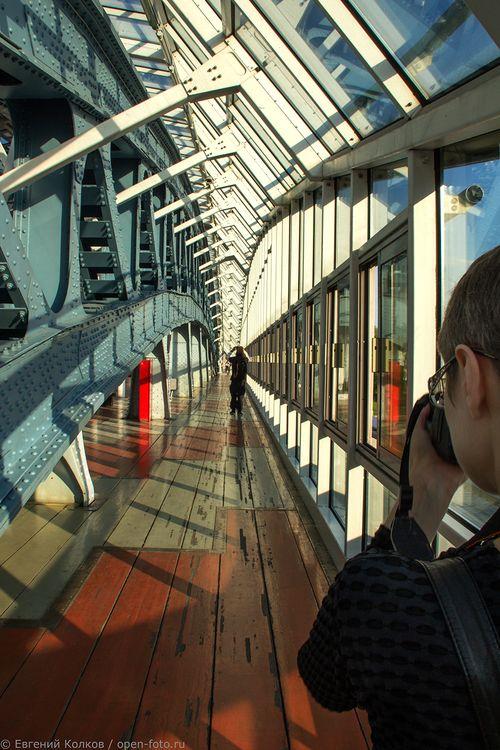 Фотопрогулка. Мост Богдана Хмельницкого. Фотограф - Евгений Колков