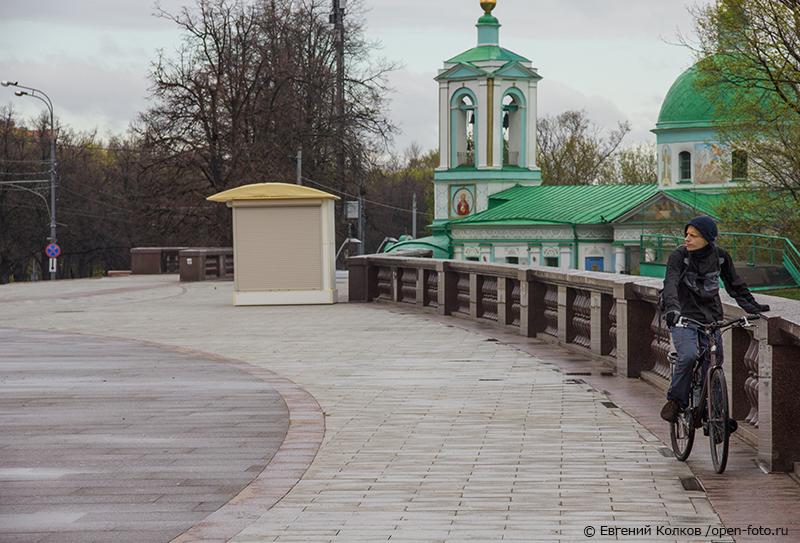 Фотовелопрогулка Школы фотографии OPEN FOTO по Москве